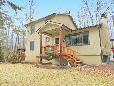 Pocono Lake Single Family Home For Sale: 278 Depuy Drive