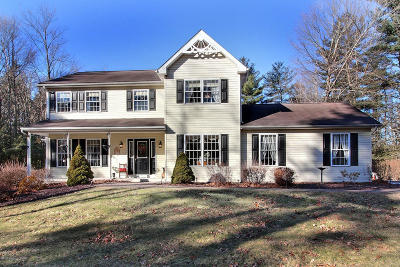 Kunkletown PA Single Family Home For Sale: $249,800