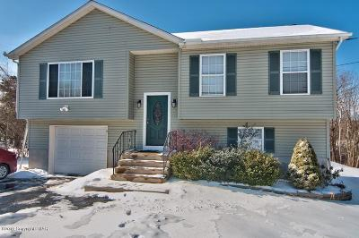 Scotrun PA Single Family Home For Sale: $149,500