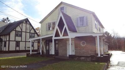 Brodheadsville Multi Family Home For Sale: 1824 Route 209
