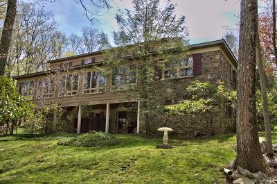 Buck Hill Falls Single Family Home For Sale: 125 Vireo Rd