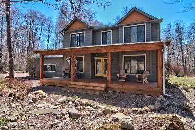 lake naomi, Timber Trails Single Family Home For Sale: 4138 Old Creek Path