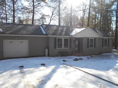 Albrightsville Single Family Home For Sale: 148 Timberlane Dr