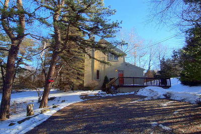 Long Pond PA Single Family Home For Sale: $162,000