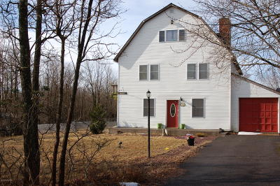Blakeslee Single Family Home For Sale: 2265 Bismark Rd