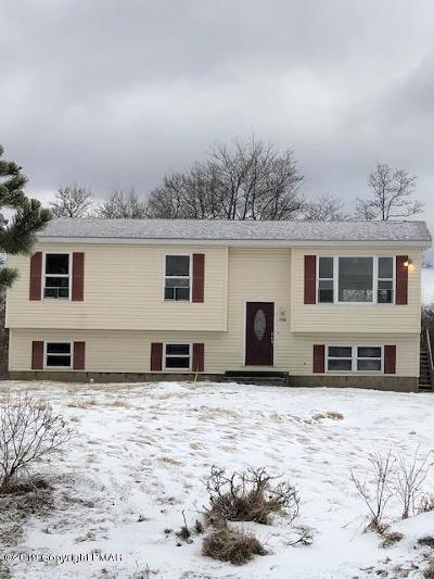 Long Pond Single Family Home For Sale: 1642 Clover Rd