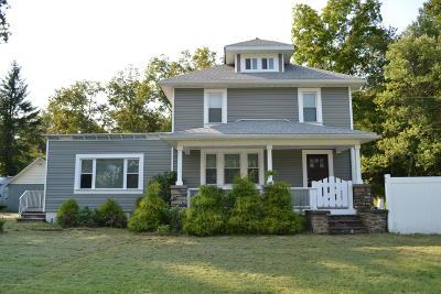Stroudsburg Single Family Home For Sale: 2725 Rimrock Drive