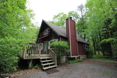 Jim Thorpe Single Family Home For Sale: 214 Piney Wood Dr