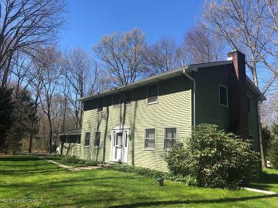 Kunkletown Single Family Home For Sale: 383 Smith Rd