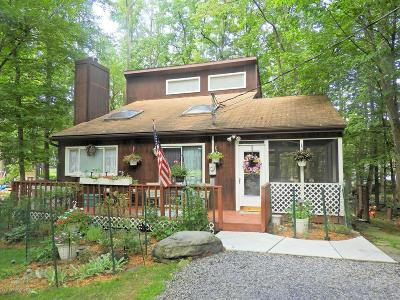 East Stroudsburg Single Family Home For Sale: 3194 Greenbriar Drive