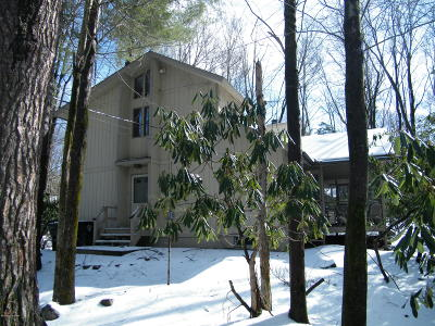 Lake Naomi, Timber Trails Single Family Home Sold: 218 Tanglewood Drive