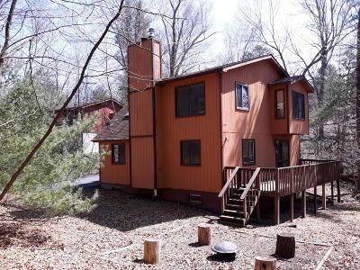 East Stroudsburg Single Family Home For Sale: 2124 Beaver Ln