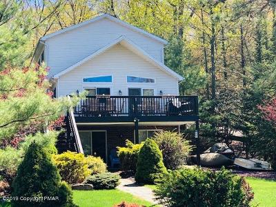Lake Harmony Single Family Home For Sale: 98 S Lake Dr