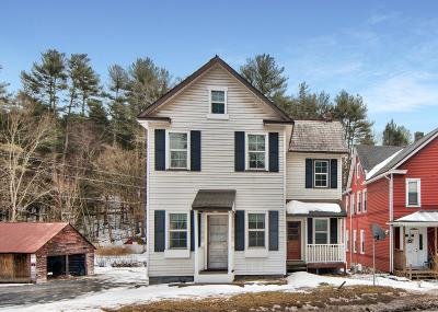 Single Family Home Sold: 2360 Paradise Trl
