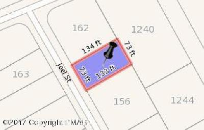 East Stroudsburg Residential Lots & Land For Sale: 11 Joel St