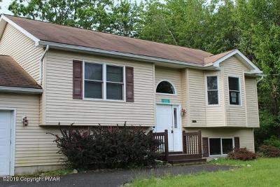 Long Pond Single Family Home For Sale: 1252 Clover Rd