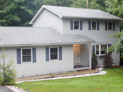 East Stroudsburg Single Family Home For Sale: 12261 Green Meadow Dr