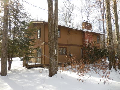 Pocono Pines PA Single Family Home For Sale: $229,000