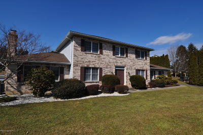 Bethlehem Single Family Home For Sale: 315 Troy Ct
