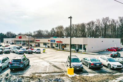 Tannersville Commercial For Sale: 2836 Route 611, End Cap