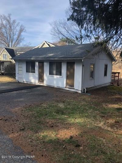 Monroe County, Pike County Rental For Rent: 1328 Dreher Avenue #Cottage