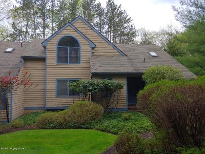 Buck Hill Falls Single Family Home For Sale: 2157 Oak Hill Drive
