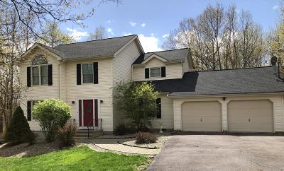 Blakeslee Single Family Home For Sale: 2421 Marquette Dr