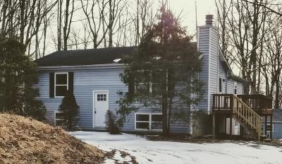 East Stroudsburg Single Family Home For Sale: 3451 Farview Dr