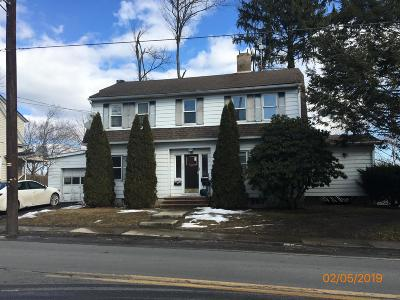 Stroudsburg Multi Family Home For Sale: 300 N 5th St