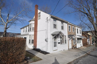 Jim Thorpe Single Family Home For Sale: 112 South Ave