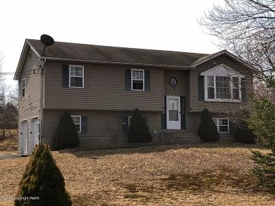 Blakeslee Single Family Home For Sale: 214 Center Dr