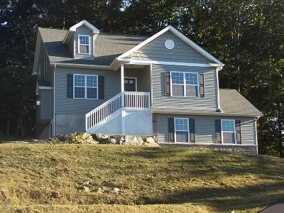 Monroe County Single Family Home For Sale: Lot 216 Reagan Drive