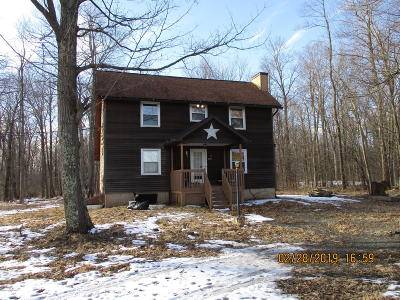 Long Pond Single Family Home For Sale: 2093 Long Pond Rd