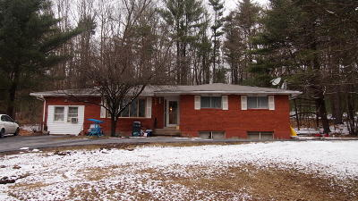 Stroudsburg Single Family Home For Sale: 1278 Kroucher Rd