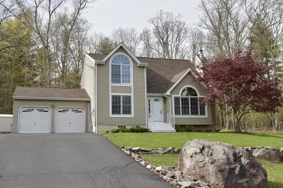 East Stroudsburg Single Family Home For Sale: 132 Pasquin Dr