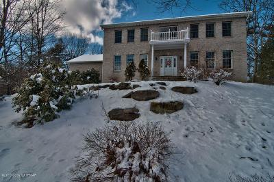 Stroudsburg Single Family Home For Sale: 1336 Kelly Rd
