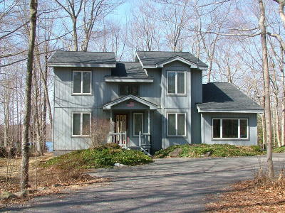 Pocono Lake Single Family Home For Sale: 273 Partridge Dr