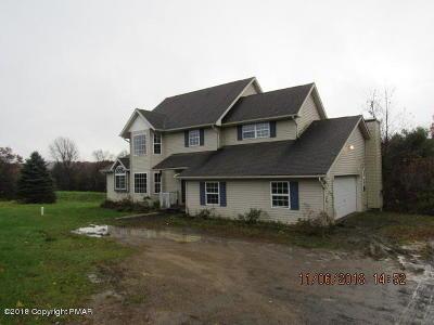 Saylorsburg Single Family Home For Sale: 257 High Point Dr