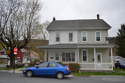 Jim Thorpe Single Family Home For Sale: 234 South St