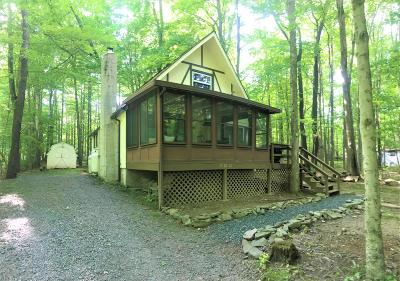 Pocono Lake Single Family Home For Sale: 117 Outer Dr