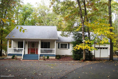 East Stroudsburg Single Family Home For Sale: 3430 Skycloud Drive