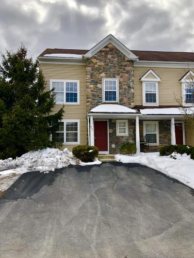 East Stroudsburg Single Family Home For Sale: 62 Lower Ridge View Cir #A