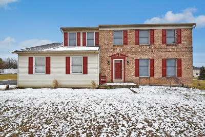 Lehigh County, Northampton County Single Family Home For Sale: 5000 Wagner Dr