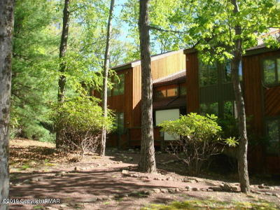 Lake Harmony Single Family Home For Sale: 65 Ruffed Grouse Ct