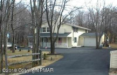 Albrightsville Single Family Home For Sale: 236 Crescent Way