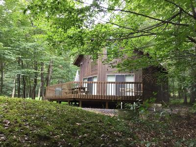Locust Lake Village Single Family Home For Sale: 1376 Lake Ln