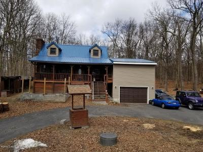 Bushkill Single Family Home For Sale: 372 Whippoorwill Dr