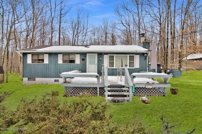 Pocono Lake Single Family Home For Sale: 266 Wyalusing Dr