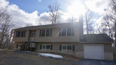 East Stroudsburg Single Family Home For Sale: 6327 Racoon Ln