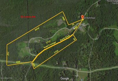 Monroe County Residential Lots & Land For Sale: 409 North Rd